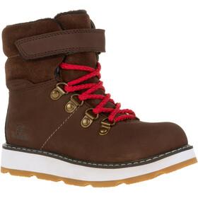 Kamik Rise LO Chaussures Enfant, brown